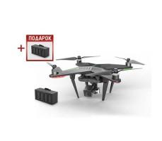 Квадрокоптер с камерой XIRO XPLORER V + дополнительный аккумулятор