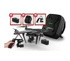 Квадрокоптер с камерой XIRO XPLORER V + аккумулятор, портативный стедикам и рюкзак