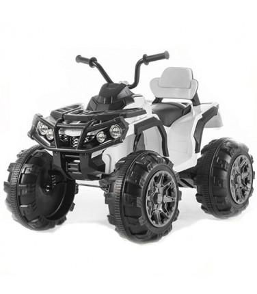 Детский квадроцикл Joy Automatic Grizzly White | Купить, цена, отзывы