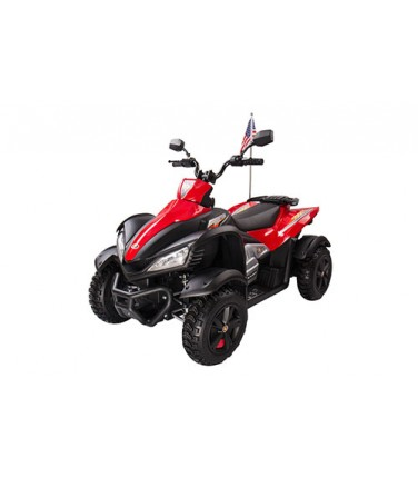 Детский квадроцикл Joy Automatic Yamaha Raptor Red | Купить, цена, отзывы