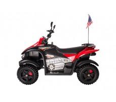 фото Детский квадроцикл Joy Automatic Yamaha Raptor Red