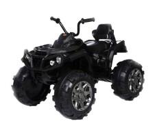 Детский квадроцикл Joy Automatic Grizzly Black
