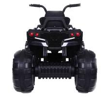 Детский квадроцикл Joy Automatic Grizzly Black вид сзади
