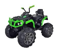 Детский квадроцикл Joy Automatic Grizzly Green