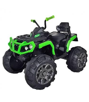 Детский квадроцикл Joy Automatic Grizzly Green | Купить, цена, отзывы