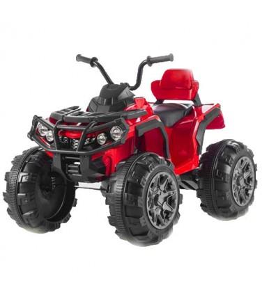 Детский квадроцикл Joy Automatic Grizzly Red | Купить, цена, отзывы