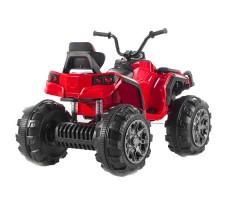 Детский квадроцикл Joy Automatic Grizzly Red фото сзади
