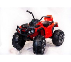 Детский электроквадроцикл TOYLAND 0906 Red