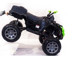 фото Детский электроквадроцикл TOYLAND 0909 Grizzly Next 4x4 Black
