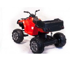 фото Детский электроквадроцикл TOYLAND 0909 Grizzly Next 4x4 Red