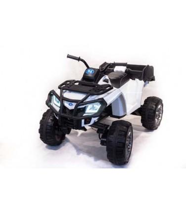 Детский электроквадроцикл TOYLAND 0909 Grizzly Next 4x4 White | Купить, цена, отзывы
