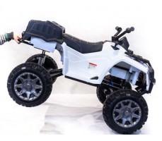 фото Детский электроквадроцикл TOYLAND 0909 Grizzly Next 4x4 White