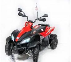 Детский электроквадроцикл TOYLAND 268А Red