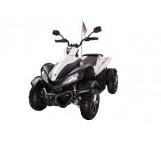 Детский электроквадроцикл TOYLAND 268А White