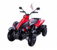 Детский электроквадроцикл TOYLAND 268B Red