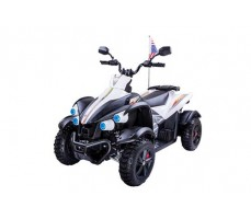 Детский электроквадроцикл TOYLAND 268B White