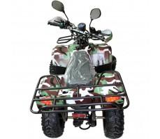 фото электроквадроцикла Voltrix ATV Leopard Maxi вид сзади
