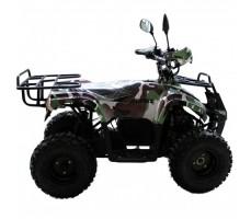 фото электроквадроцикла Voltrix ATV Leopard Maxi вид сбоку