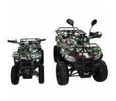 фото двух электроквадроциклов Voltrix ATV Leopard mini и Maxi