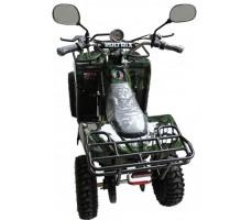 Заднее фото электроквадроцикла Voltrix ATV Leopard Mini