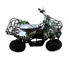 Боковое фото электроквадроцикла Voltrix ATV Leopard Mini