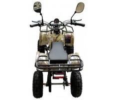 Заднее фото электроквадроцикла Voltrix ATV Mustang Mini