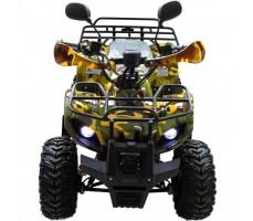 фото электроквадроцикла Voltrix ATV Mustang Maxi спереди