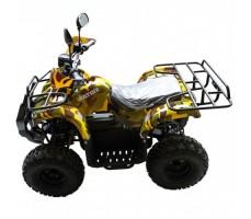 фото электроквадроцикла Voltrix ATV Mustang Maxi вид сбоку
