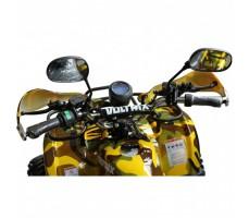 фото руля и боковых зеркал электроквадроцикла Voltrix ATV Mustang Maxi