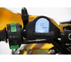 Фото спидометра электроквадроцикла SHERHAN 1000S Yellow Khaki