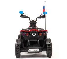 фото детского электроквадроцикла Barty Cross M111MP Red сзади