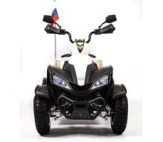 фото детского электроквадроцикла Barty Cross M111MP White спереди