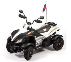 Детский электроквадроцикл Barty Cross M111MP White