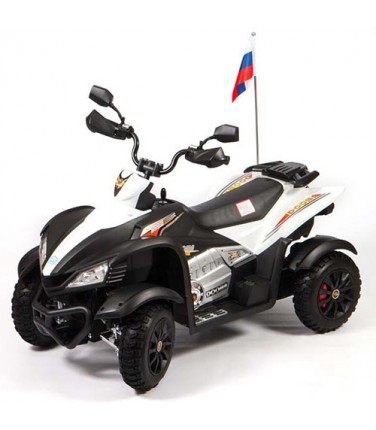 Детский электроквадроцикл Barty Cross M111MP White | Купить, цена, отзывы