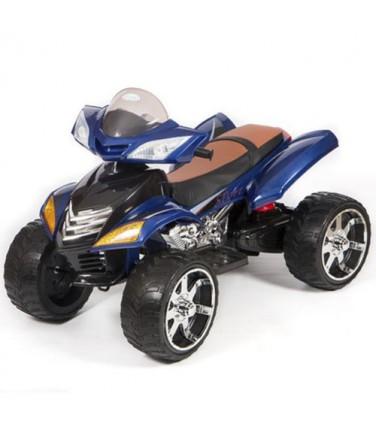 Детский электроквадроцикл Barty Quad Pro М007МР Blue | Купить, цена, отзывы