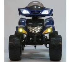 фото детского электроквадроцикла Barty Quad Pro М007МР Blue спереди