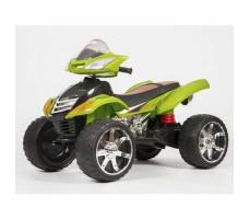 Детский электроквадроцикл Barty Quad Pro М007МР Green