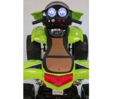 фото руля и передней панели детского электроквадроцикла Barty Quad Pro М007МР Green