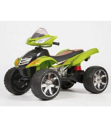 Детский электроквадроцикл Barty Quad Pro М007МР Green | Купить, цена, отзывы