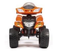 фото детского электроквадроцикла Barty Quad Pro М007МР Orange спереди