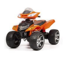 Детский электроквадроцикл Barty Quad Pro М007МР Orange