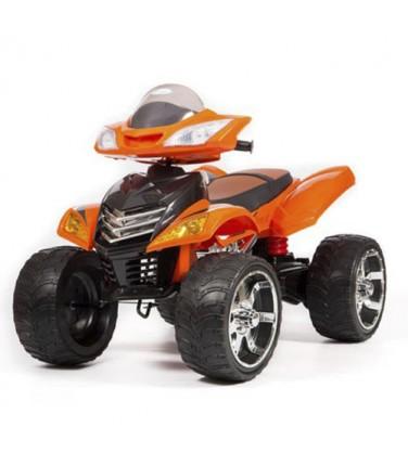 Детский электроквадроцикл Barty Quad Pro М007МР Orange | Купить, цена, отзывы