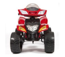 фото детского электроквадроцикла Barty Quad Pro М007МР Red спереди