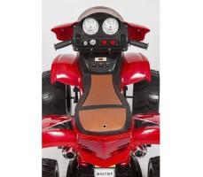 фото передней панели и сидения детского электроквадроцикла Barty Quad Pro М007МР Red