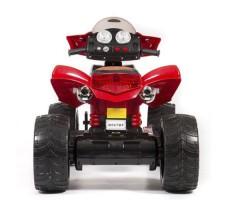 фото детского электроквадроцикла Barty Quad Pro М007МР Red сзади