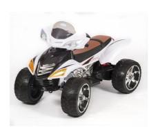 Детский электроквадроцикл Barty Quad Pro М007МР White