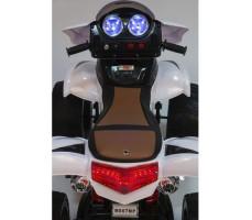 фото руля передней панели детского электроквадроцикла Barty Quad Pro М007МР White