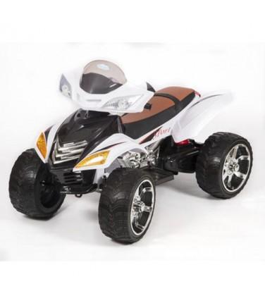 Детский электроквадроцикл Barty Quad Pro М007МР White | Купить, цена, отзывы