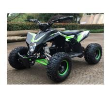 Детский электроквадроцикл MOTAX GEKKON 1300W Black