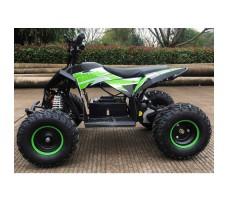 Боковое фото детского электроквадроцикла MOTAX GEKKON 1300W Black